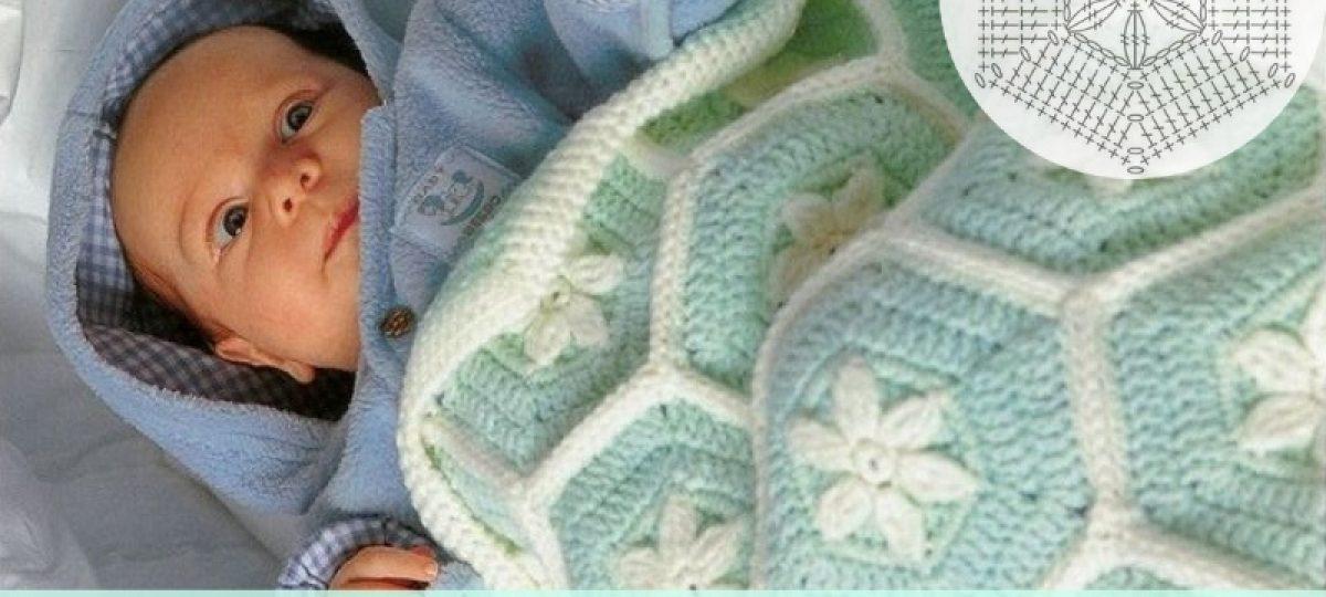 Manta ou almofada de crochê? 16 ideias para te inspirar!