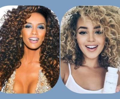 corte de cabelo cacheado longo, curto, médio - curly hair - cachos